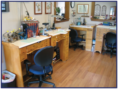 Lake Country Jewelers Watchmaking About LCJ