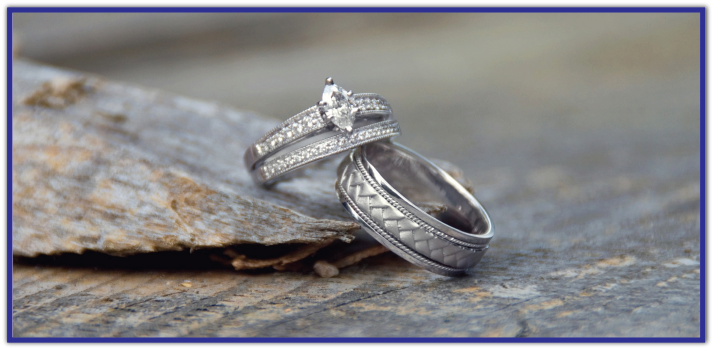 Custom Wedding Rings Lake Country Jewelers Bridal Jewelry